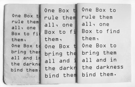 One-box--celinenotheaux