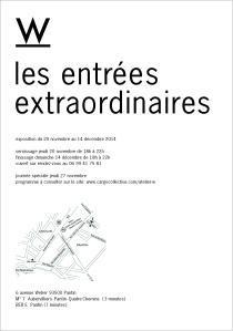 Les entrées extraordinaires-carton2