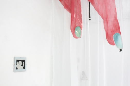 35-Il-y-a-des-aurores-Celine-Notheaux-L'aurore au doigts de rose-Detail01-2018