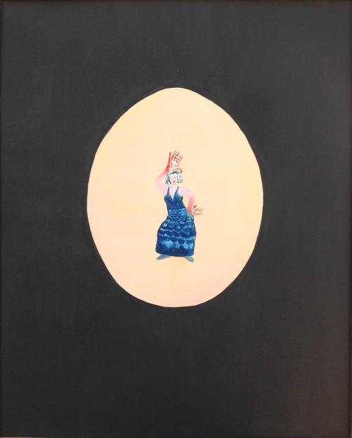 La femme poule, 300 dpi, 12 cm
